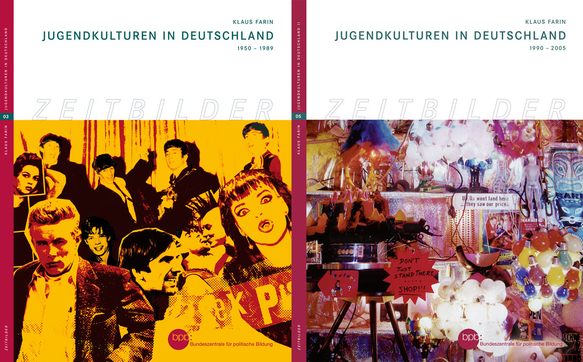 Jugendkulturen von Klaus Farin - bpb Publikation