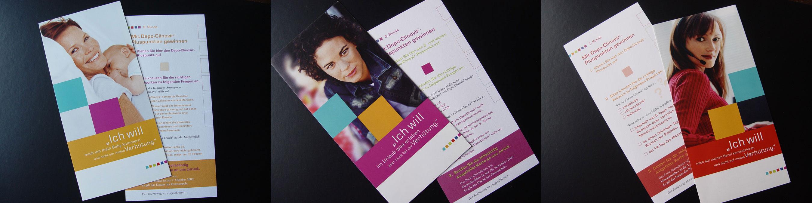 Professionelle Artzansprache - Mailingkampagne DEPO Cinovir