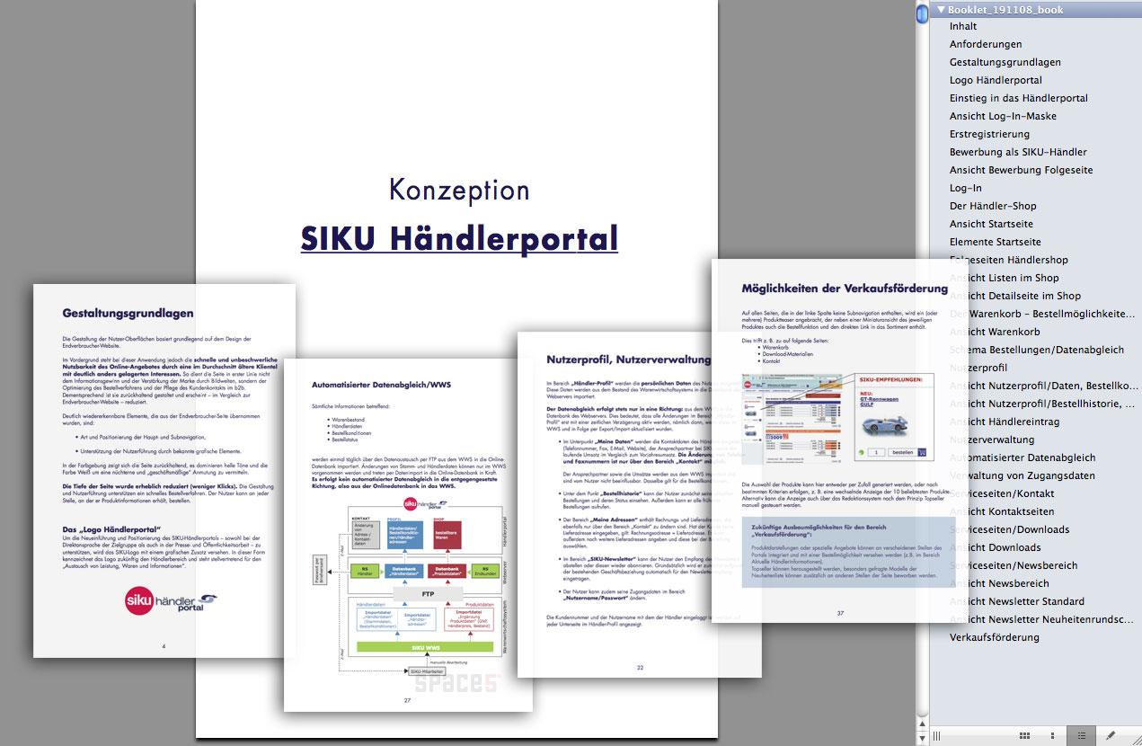 Anbindung Warenwirtschafssystem SIKU Händlerportal - Ausbau der SIKU Markenkommunikation, B2B Marketing