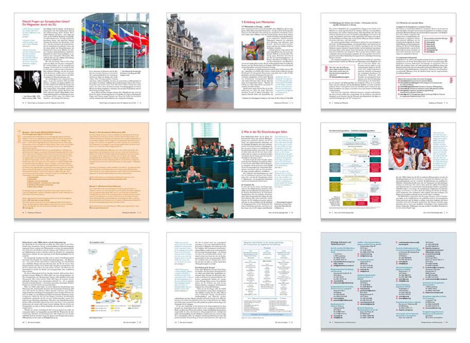 Europa leicht gemacht - Schriftenreihe der Bundeszentrale für politische Bildung