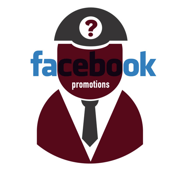 facebook promotions - fallstricke