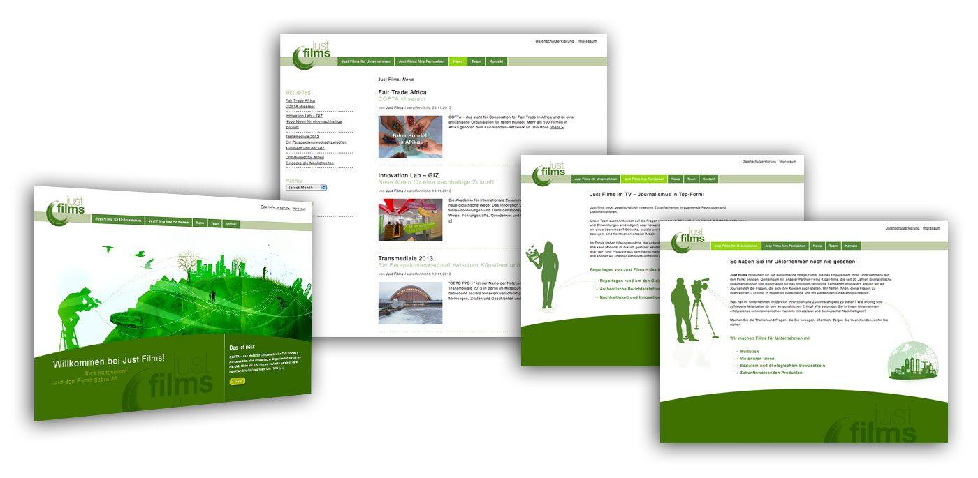 Wordpress Website für KMU
