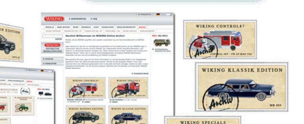 Wiking Modellbau Online-Marketing-Maßnahmen Andrea Härtlein space5 wermelskirchen