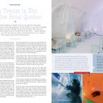 hotel de glace quebec reportage - Andrea Härtlein