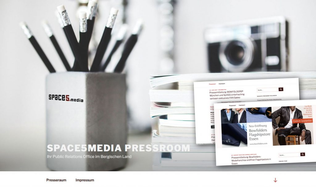 Pressearbeit Köln - space5media