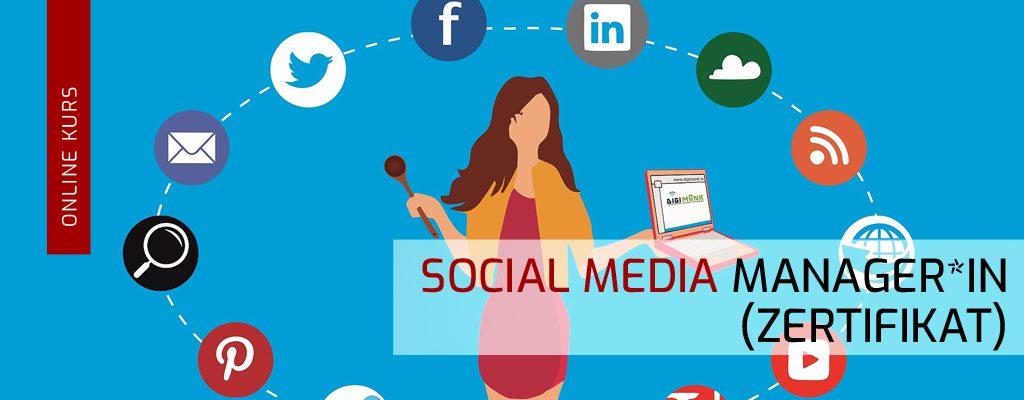onlinekurse DELST social media manager